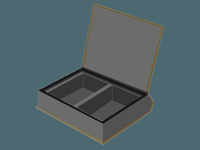 Book box style